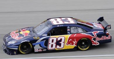 Nascar Sprint Cup Series: Red Bull Racing domina primeira fila em Chicago