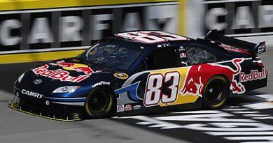 Nascar Sprint Cup Series: Brian Vickers marca a pole em Michigan