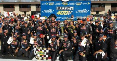 Nascar Sprint Cup Series: Com Brian Vickers, Red Bull conquista sua primeira vitória na categoria