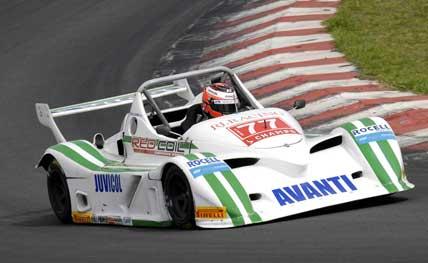 Spyder Race: Categoria entra em mês de definições em Interlagos