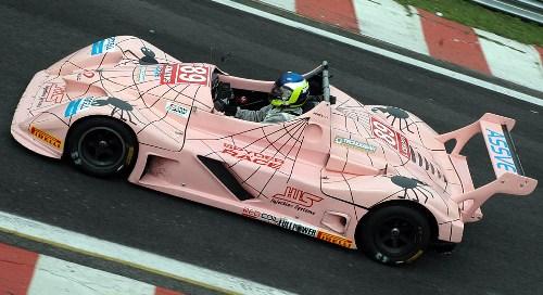 Spyder Race: Fábio Perez voa em Interlagos e fatura mais uma