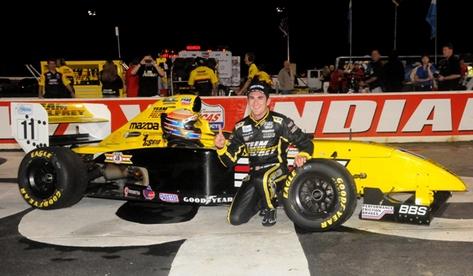 Star Mazda: Tristan Vautier lidera o campeonato após três etapas