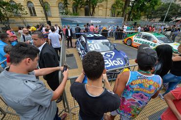 Stock Car: Categoria agita Centro de São Paulo