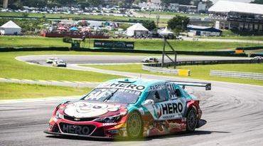 Stock: Augusto Farfus completa estreia na Stock Car com 7º lugar em Interlagos