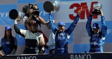 TC2000: Juan Manuel Silva vence a primeira prova do ano