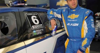 TC2000: Hoover Orsi disputa TC2000 com Chevrolet Astra