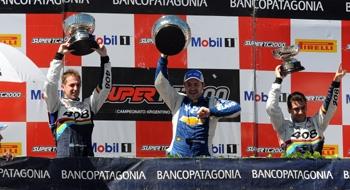 Super TC 2000: Norberto Fontana estreia com vitória em Rafaela