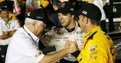 NASCAR Sprint Cup Series: Brad Keselowski vence em Daytona