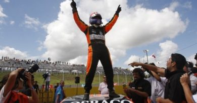 Top Race V6: Juan Cruz Alvarez vence em Santa Cruz do Sul