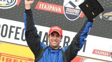 Trofeu Maserati: André Posses conquista primeira vitória na temporada