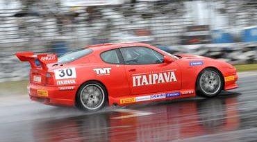 Trofeo Maserati: André Posses crava a pole para a quinta etapa