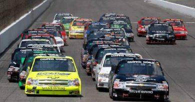 NASCAR Camping World Truck Series: Kevin Harvick vence no Gateway International Raceway