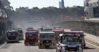 Truck: Monteiro vence em Interlagos e Totti é o novo líder