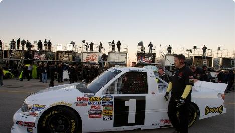 NASCAR Camping World Truck Series: Chuva adia corrida em Daytona