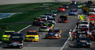 Nascar Series: Carl Edwards lidera na Nationwide e Kyle Busch na Truck