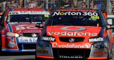 V8 SuperCars Australia: Jamie Whincup lidera o campeonato