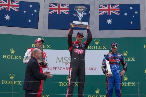 V8 SuperCars Australia: Fabian Coulthard é o vencedor do Australian Grand Prix