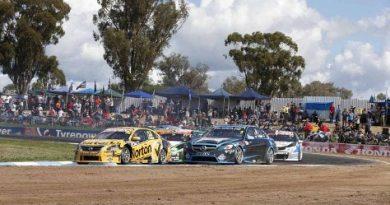 V8 Supercars Australia: Três vencedores diferentes no Winton Motor Raceway