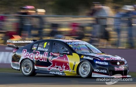 V8 Supercars Australia: Jamie Whincup lidera faltando cinco etapas para o final