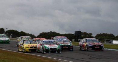 V8 Supercars Australia: Jamie Whincup recupera a liderança