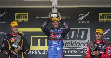 V8 Supercars Australia: Will Davison é o novo líder