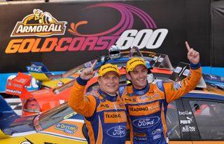 V8 SuperCars Australia: Will Davison/Mika Salo vencem prova principal da Gold Coast 600