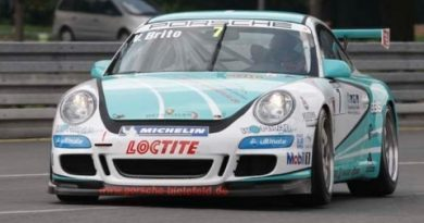 Porsche Carrera Cup : Valdeno vai ao pódio em segundo lugar em Nuremberg