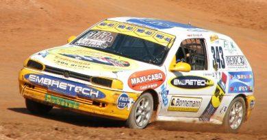 Velocidade na Terra: Chris Bornemann é campeão brasileiro de Turismo 1600