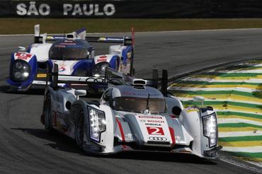 WEC: Audi faz a dobradinha no grid em São Paulo