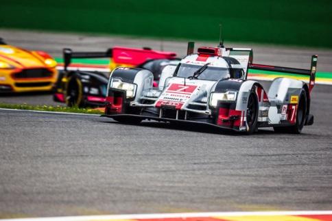 WEC: Audi vence em Spa-Francorchamps