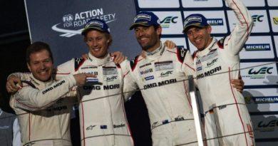 WEC: Mark Webber/Timo Bernhard/Brendon Hartley são os campeões de 2015