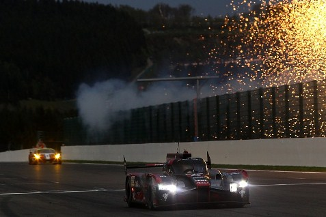WEC: Lucas di Grassi/Loic Duval/Oliver Jarvis vencem em Spa-Francorchamps