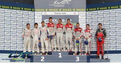 WEC: Andre Lotterer/Benoit Treluyer/Marcel Fassler vencem em Silverstone