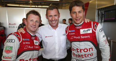 WEC: Audi domina grid em Austin