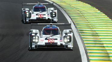 WEC: Porsche domina treinos em Interlagos