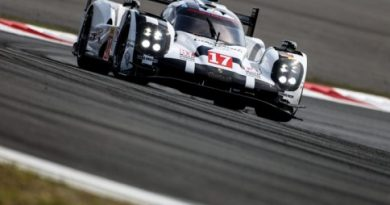 WEC: Porsche marca a pole em Shangai