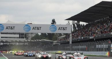 WEC: Porsche domina etapa do México