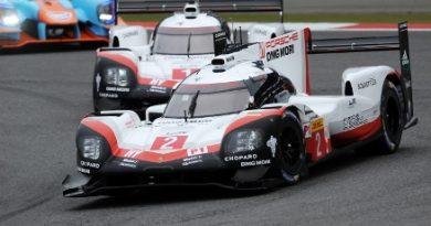 WEC: Porsche faz a dobradinha em Nurburgring