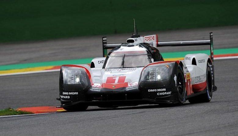 WEC: Porsche conquista a pole em Spa-Francorchamps