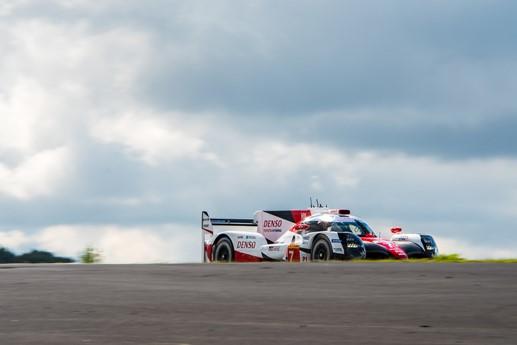 WEC: Toyota marca a pole-position em Nurburgring