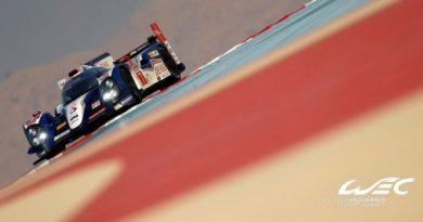 WEC: Toyota domina primeira fila no Bahrein