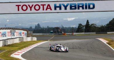 WEC: Toyota vence em Fuji