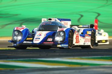 WEC: Toyota marca o melhor tempo do dia na Le Mans 6h de SP