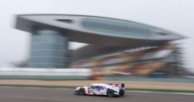 WEC: Toyota domina em Shangai