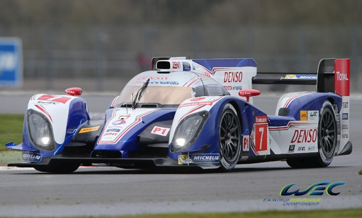 WEC: Toyota marca a pole em Silverstone
