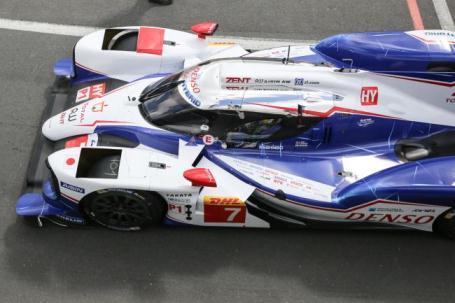 WEC: Toyota marca a pole para as Seis Horas de Silverstone