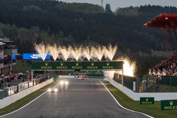 WEC: Toyota fez a dobradinha em Spa-Francorchamps