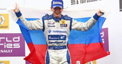 World Series Renault 3.5: Mikhail Aleshin é o Campeão de 2010