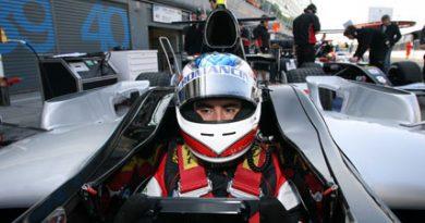 World Series: Romancini abandona segunda corrida em Nürburgring