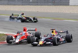 World Series by Renault: Robert Wickens e Kevin Korjus vencem em Nurburgring